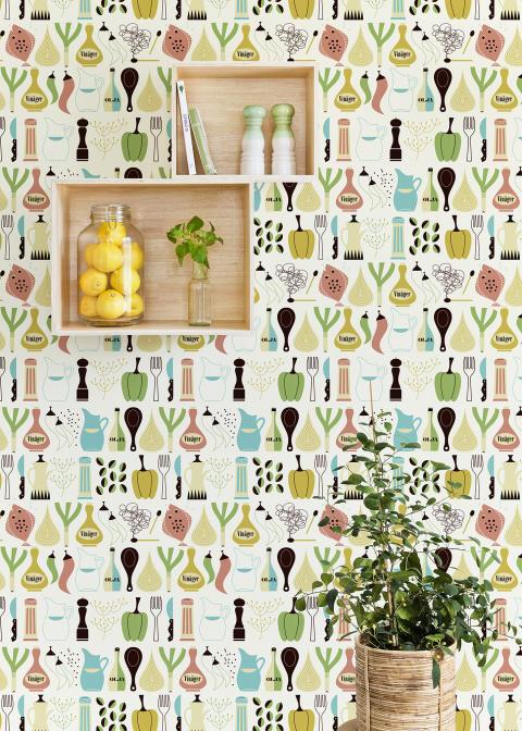 Vinegar - Ingela P Arrhenius - Photowall