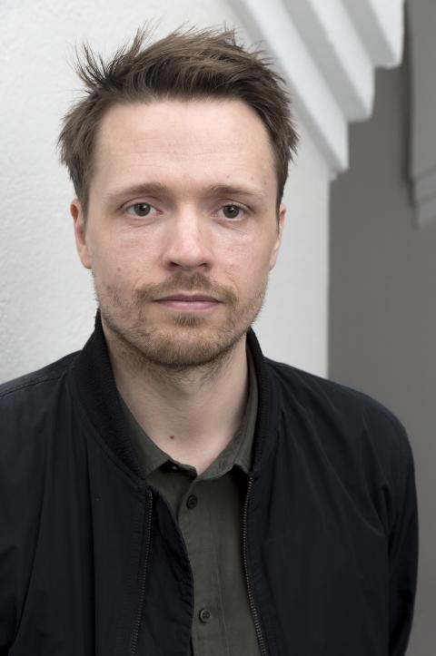 Portrait (01) Brynjar Sigurðarson Photo Mikael Lammgård