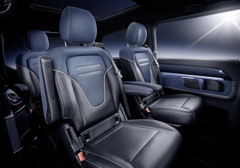 Mercedes-Benz Concept EQV-5