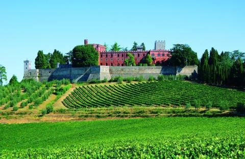 Cuvée från Italiens kultförklarade vinhus Ricasoli!