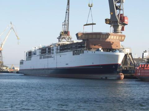Scandlines' to nye skibe tager igen form