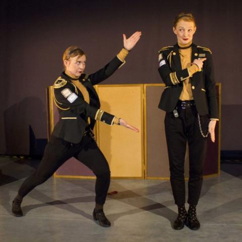 Fullspäckad kultur-lördag i Lindesberg med barnteater, Lasse Åberg och opera