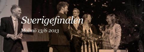 Pressinbjudan: Sverigefinalen 2013