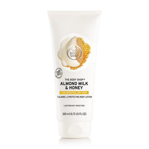 Almond Milk & Honey Body Lotion_kr159