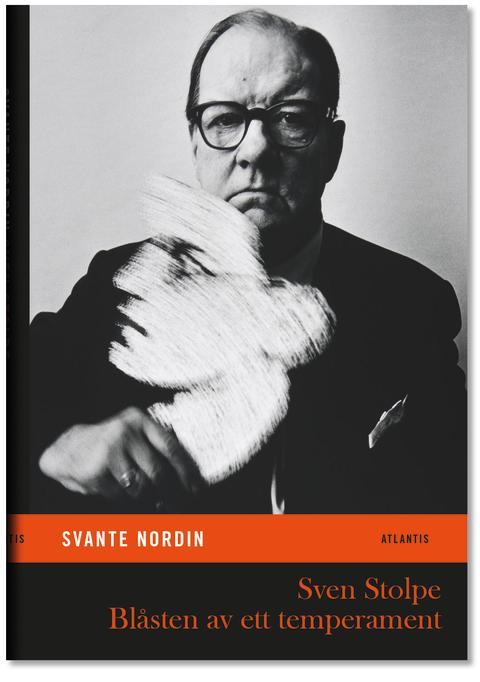 Sven Stolpe av Svante Nordin