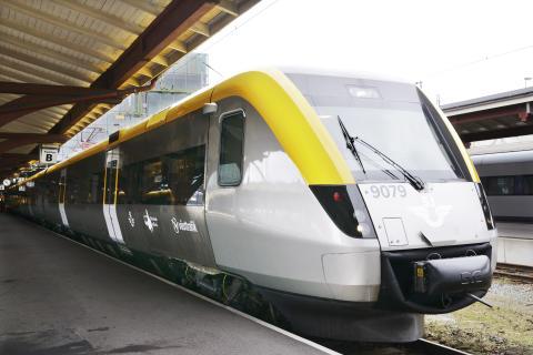Fler och snabbare tåg mellan Karlstad och Göteborg