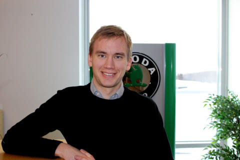 Mikael Sandberg ny press- och PR-chef på Skoda Sverige