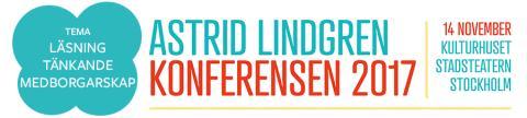 Läsande, tänkande, medborgarskap: Möt Philip Pullman, Ola Rosling och Lena Andersson på Astrid Lindgren-konferensen!