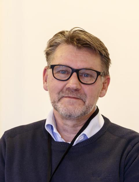 Gunnar Bolin, utvecklingschef, Lasarettet i Enköping