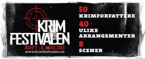 Krimfestivalens program er klart