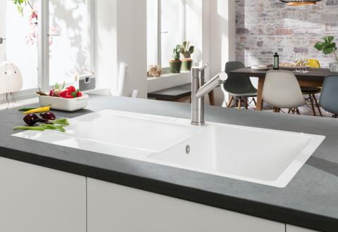 Tipps für die Küchenplanung –  Die Wahl der richtigen Küchenspüle