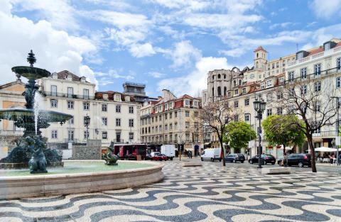 Lissabon, Portugali