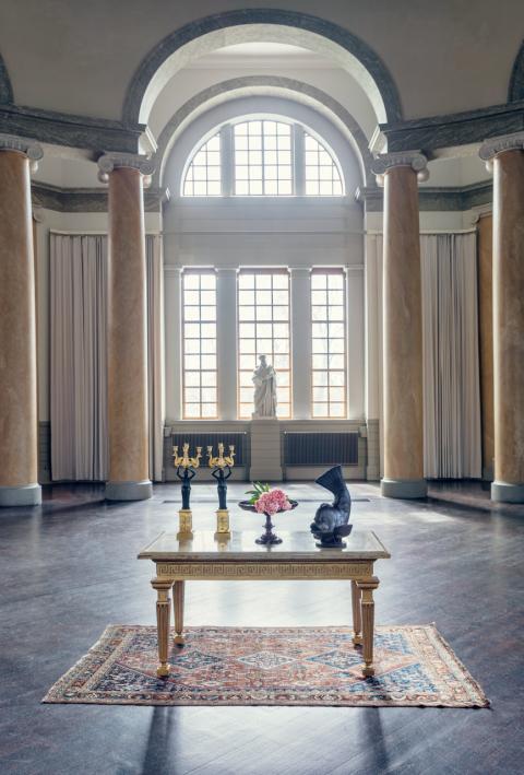 Grand Antiques i Skeppsholmskyrkan / Eric Ericsonhallen 9-12 november 2017