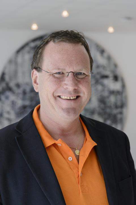 Magnus Jonsson, professor i realtidssystem vid Högskolan i Halmstad.