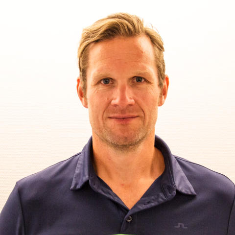 Thomas Wuopio, ordförande för SBSV