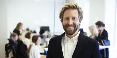 Anders Juhlin ny CDO på Bonnier Magazines & Brands