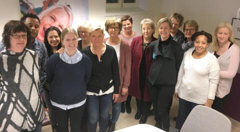 Hållbart yrkesliv i Skara anordnar arbetsplatsträffar