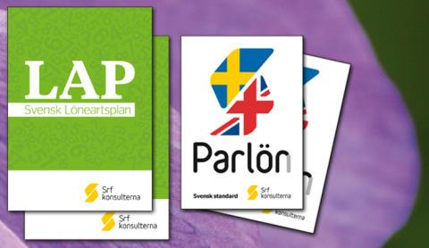 Nu lanseras LAP – Svensk Löneartsplan och Parlön