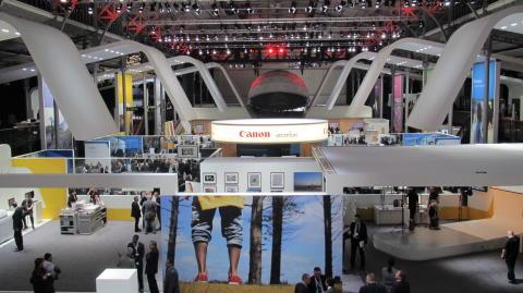 360 grader framtid på Canon EXPO 2010