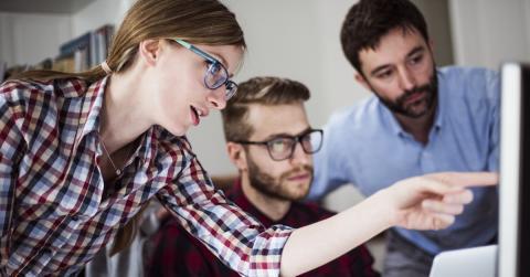 KIBI förstärker med fyra nya medarbetare - En storsatsning för att möta vårdens behov