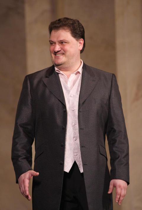 Aleksandrs Antonenko mottog Jussi Björling-stipendiet