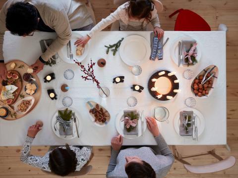 VÄRMER produkter til vinterens borddækning