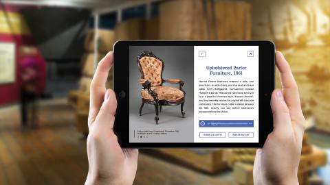 Axiell and CultureConnect partner to offer immersive museum-collection experiences
