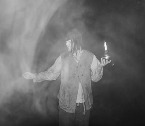 Unik spökvandring till förmån för Musikhjälpen