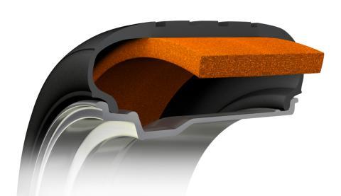 Goodyear SoundComfort-teknologi i flere dimensjoner