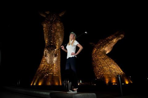 Scotland's golden moment