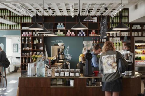 Arlandas fem bästa caféer för kaffeälskare