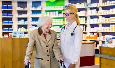 Positivt att forskningen lyfts i apoteksmarknadsutredningen