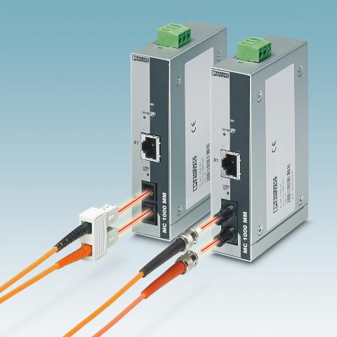 Ethernet mediekonvertere til basiskrav