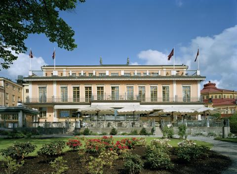 Best Western Hotels & Resorts utökar i Stockholm med Djurgårdens hotellpärla Hasselbacken