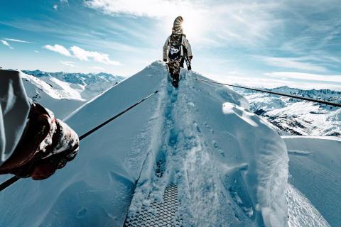 """""""Upgrade Your Winter"""": Die Schweiz ist das Original"""