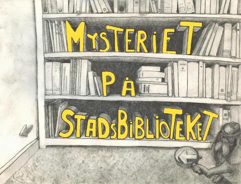 Kulturlov på Stadsbiblioteket 1-5 nov
