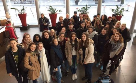 Internationella möten ger elever nya perspektiv