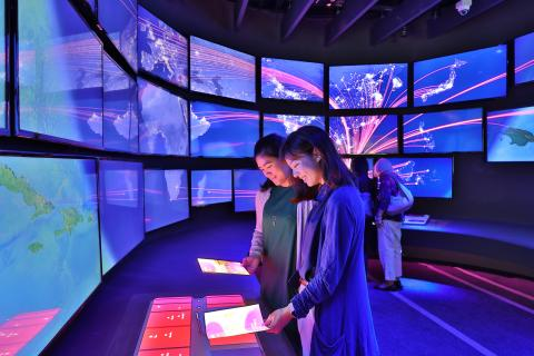 New Changi Experience Studio in Jewel Brings Visitors  On a Journey of Fun & Discovery