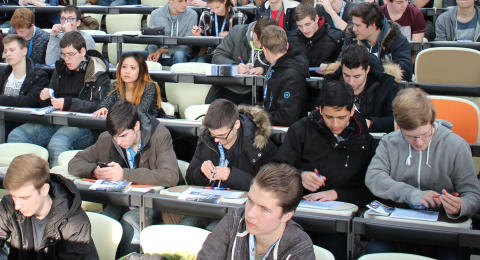 5. Fachtag Informatik am 26. Januar 2016