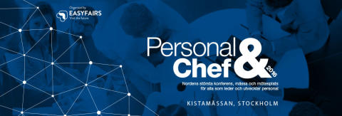 Hyper Island inleder Personal & Chef på Kistamässan