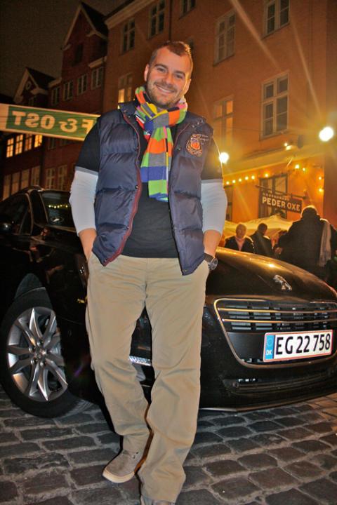 Casper Elgaard kørte Peugeot 508 fyldt med BEUJOLAIS NOUVEAU fra Paris – KBH på én tank