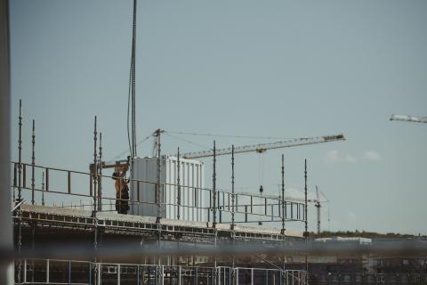 Industrins husbyggnadsinvesteringar överraskar positivt under 2019