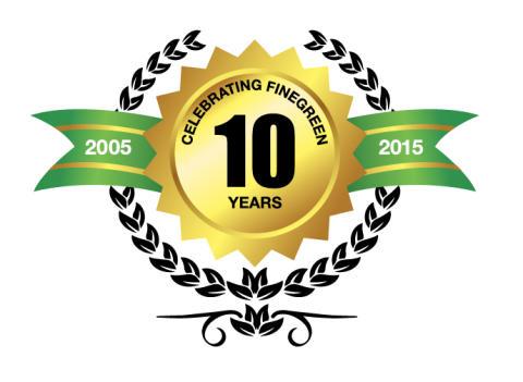 Finegreen Associates celebrates turning 10!