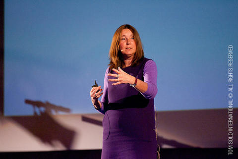 SIME Stockholm 2010 - Stefana Broadbent,  Professor, World renowned researcher