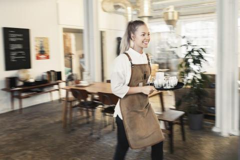 Stort behov av yrkesutbildad personal i turistföretag