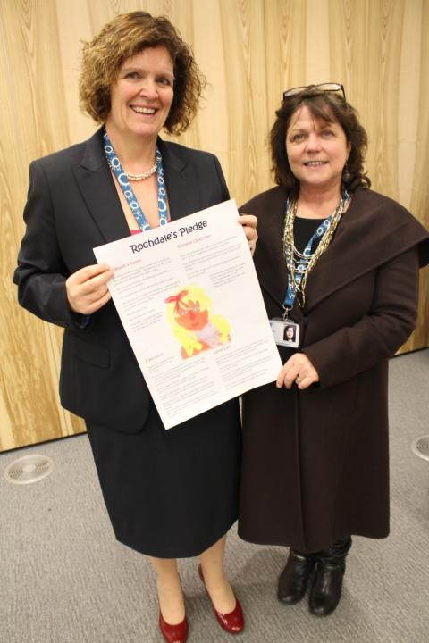 Council launches pledge to children in care