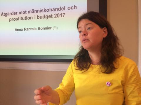 Nu startar Stockholm boende för traffickingoffer