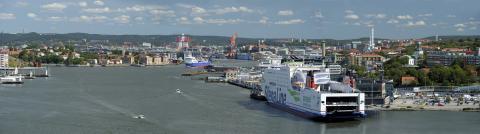 Presskonferens: Nytt avtal för Stena Lines färjetrafik i  Göteborgs Hamn