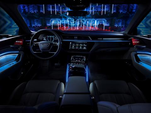 Audi starter sin elbils-offensiv med Audi e-tron