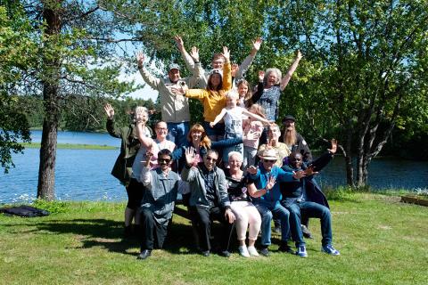 Region Västerbotten deltar på Folk och Kultur 6 – 8 februari